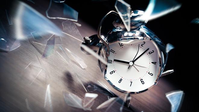 orologi che si rompono
