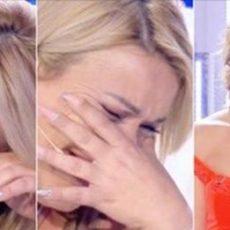 Angela Chianello piange