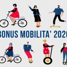 Come richiedere il bonus mobilità