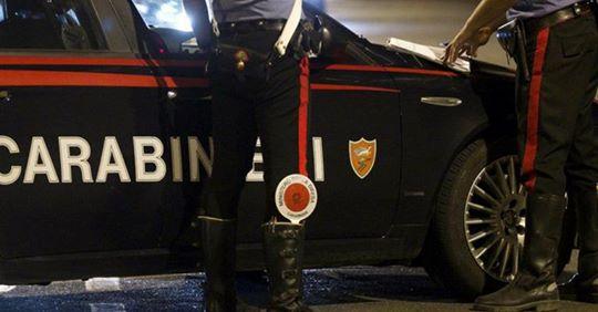 carabinieri a vinovo