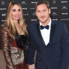 Festeggiamenti in Casa Totti, Melory Blasi è incinta