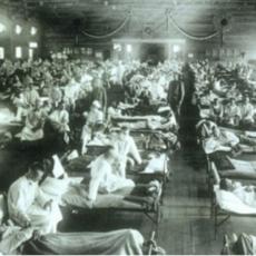 Natale 1918: come ci si comportava nel pieno dell'influenza spagnola?