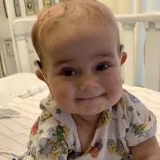 Morta la piccola Francesca, la figlia del giornalista di 9 mesi con il cancro