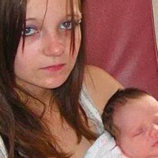 Baby mamma a soli 11 anni: la scoperta sul padre è sconvolgente