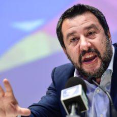 Parole dure di Matteo Salvini sul nuovo DPCM…