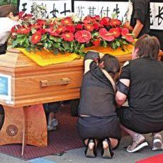 Come mai non vediamo mai un funerale cinese? ecco svelato il mistero
