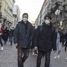 Aumento dei casi in Italia: molte regioni a rischio cambio colore