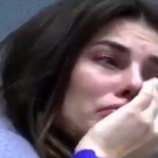 """La concorrente del Grande Fratello VIP in lacrime. """"Basta! voglio morire…"""""""