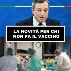 Sanzioni per chi non si vaccina