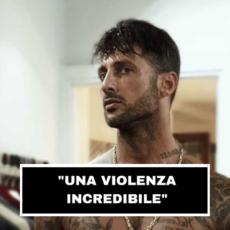 Fabrizio Corona violenza incredibile