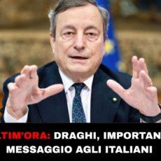 Mario Draghi e il vaccino