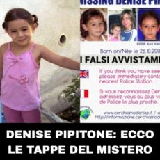 Il mistero di Denise Pipitone