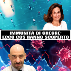 Immunità di gregge, le novità