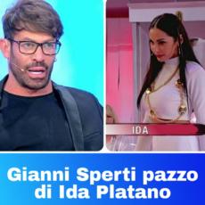 Gianni Sperti pazzo di Ida