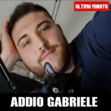 Gabriele si spegne a 27 anni