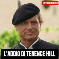 L'addio di Terence Hill