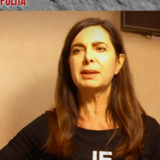 Laura Boldrini racconta la sua malattia in diretta tv