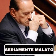 Berlusconi: la drammatica notizia