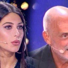 Paolo Brosio e la fidanzata di 22 anni: la love story è al capolinea
