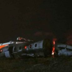 Drammatico incidente aereo: numerose vittime