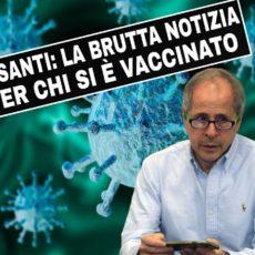 La brutta notizia per chi si è vaccinato