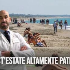 Bassetti: estate altamente patetica