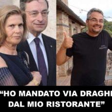 """""""Ho mandato via Draghi"""""""